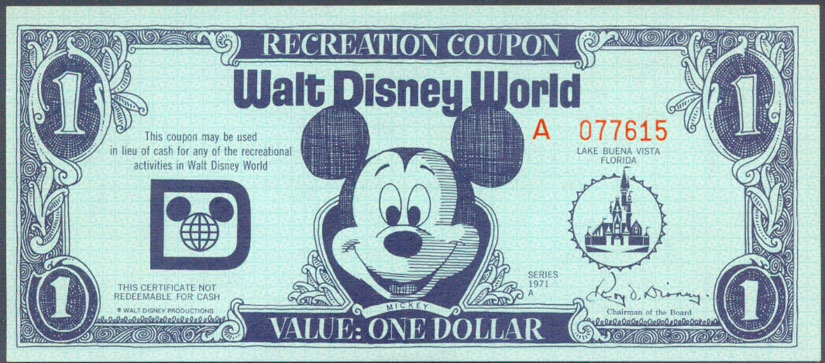 picture relating to Disney World Printable Coupons known as Toms Collectibles n A lot more eBay Merchants