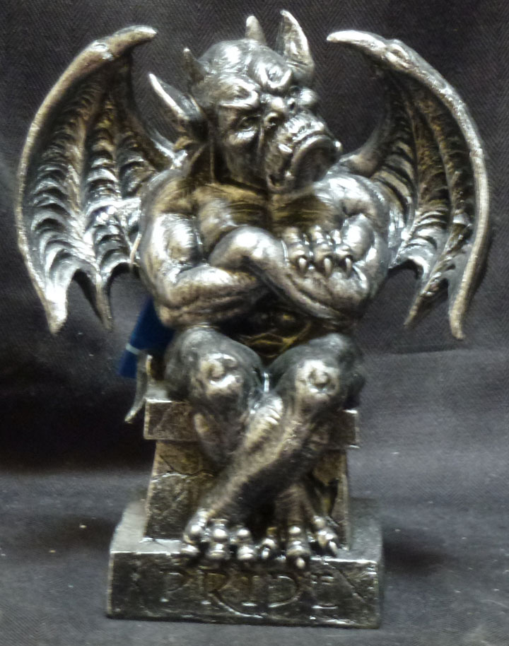 seven deadly sins statue - Wrath | Religious Art | Pinterest |Seven Deadly Sins Statues